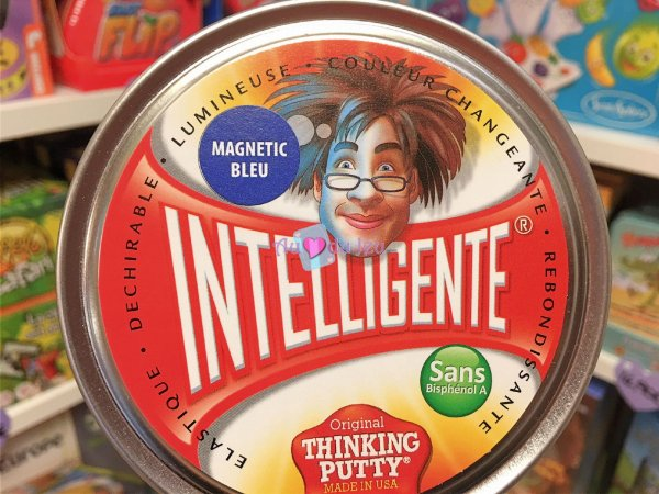 Pate Intelligente Magnetic Bleu Pate Intelligente