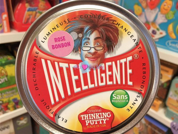 Pate Intelligente Rose Bonbon Pate Intelligente