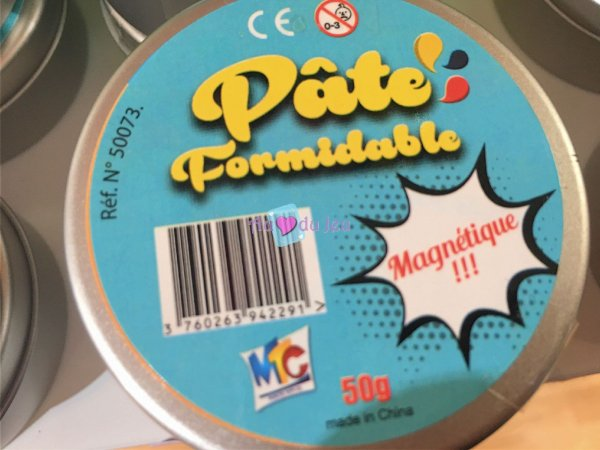 Pate Formidable Pate Intelligente