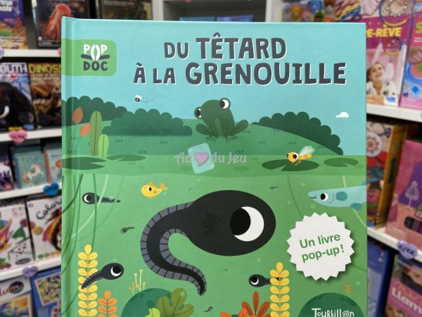 Pop Doc - Du Tétard à La Grenouille
