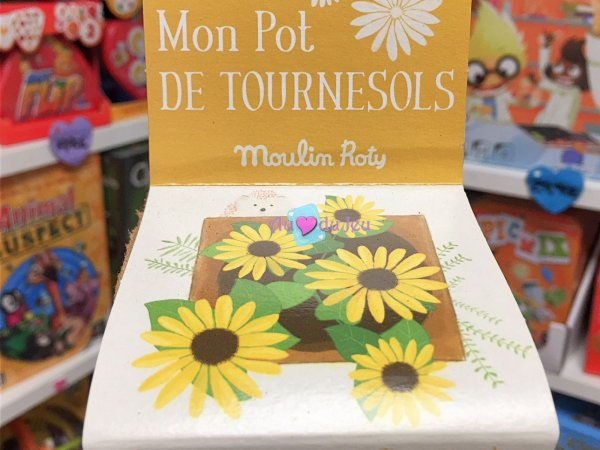 Pot Graines Tournesol Moulin Roty Moulin Roty