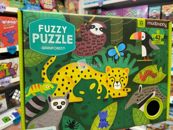Puzzle 42 Pièces Jungle Mudpuppy