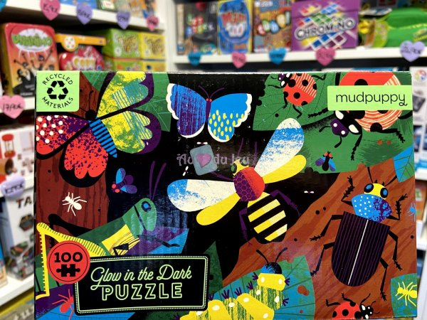 Puzzle Phospho Insectes