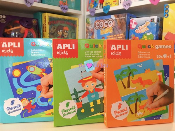 Quick Games APLI Kids