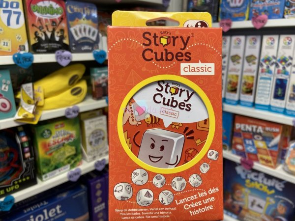 Rory's Story Cubes : Classic Asmodee