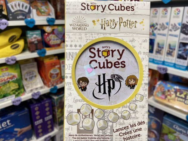 Rory's Story Cubes : Harry Potter Asmodee