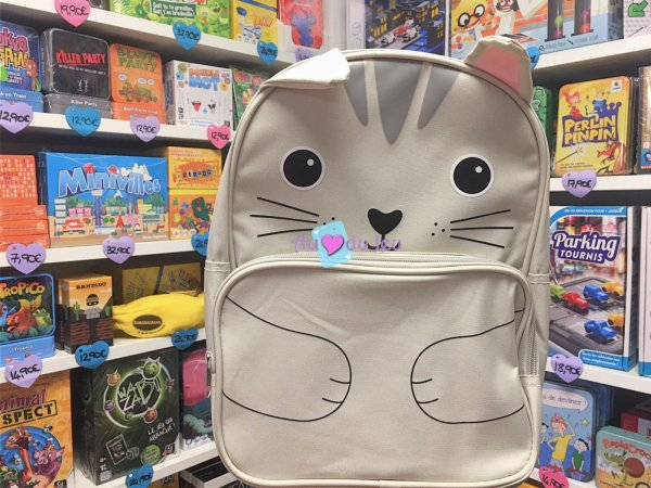Sac A Dos Chat Sass & Belle