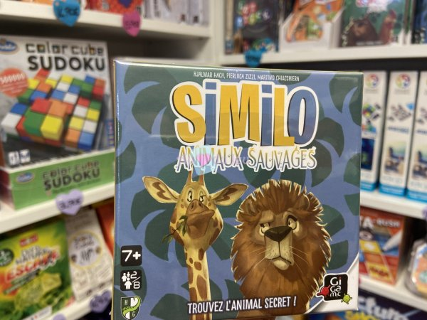 Similo Animaux Sauvages Gigamic