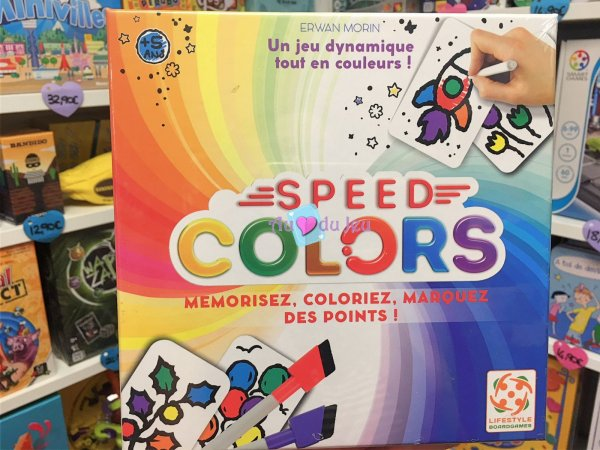 Speed Colors Blackrock Editions