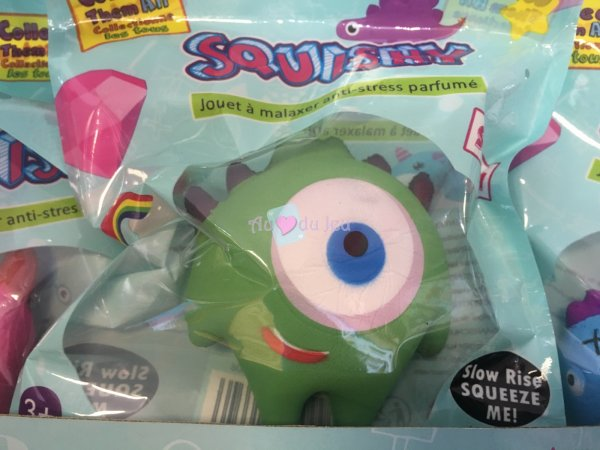 Squishy Original Monstres
