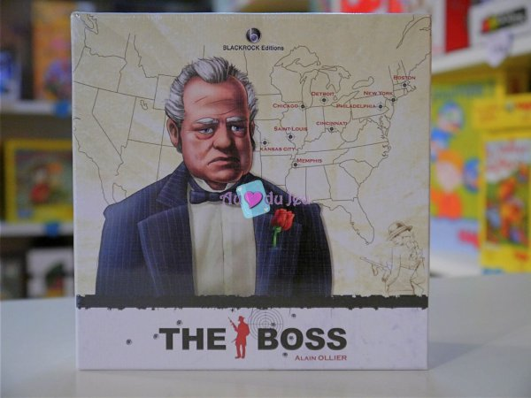 The Boss Blackrock Editions