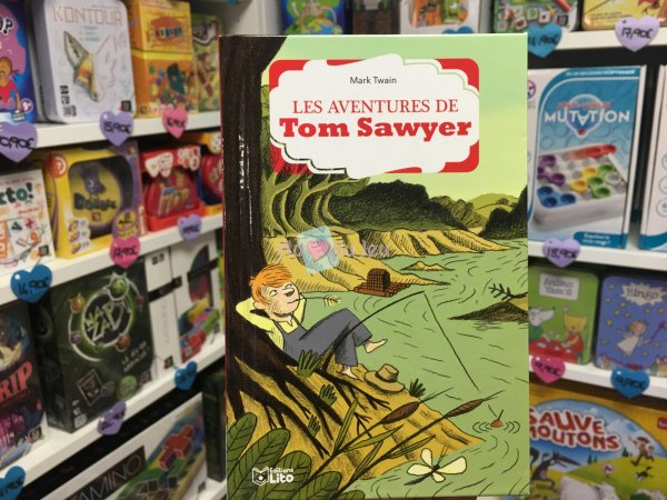 Tom Sawyer Editions Lito