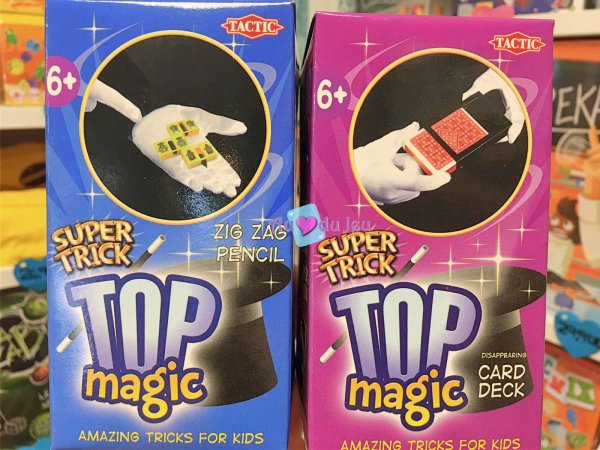Top Magic - Jeu de Magie