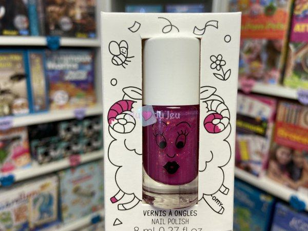 Vernis A L'eau Sheepy Nailmatic Kids