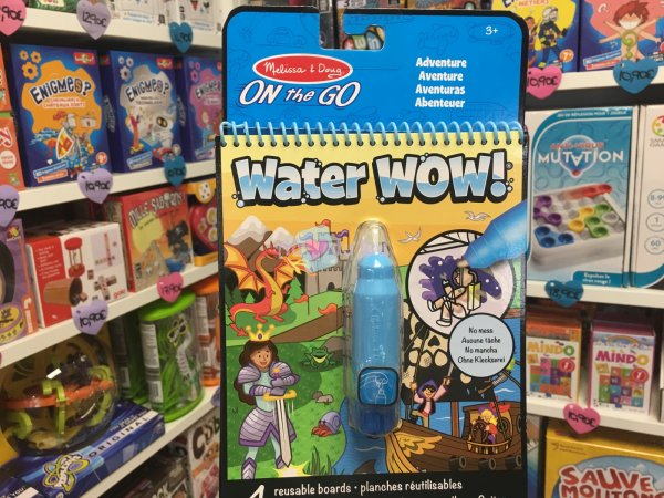 Water Wow Dinosaure Melissa & Doug