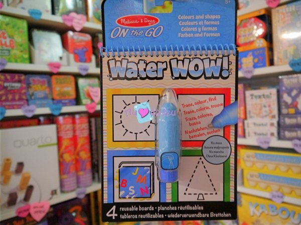 Water Wow Formes Melissa & Doug